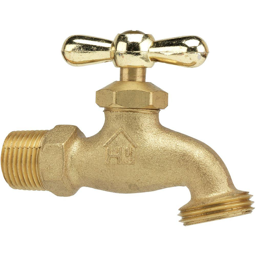 Charmant In The Plumbing Industry, Outdoor Water Faucets Are Referred To As Hose  Bibs. Hose Bibs Allow You To Attach Garden Hoses For Home And Lawn  Maintenance.