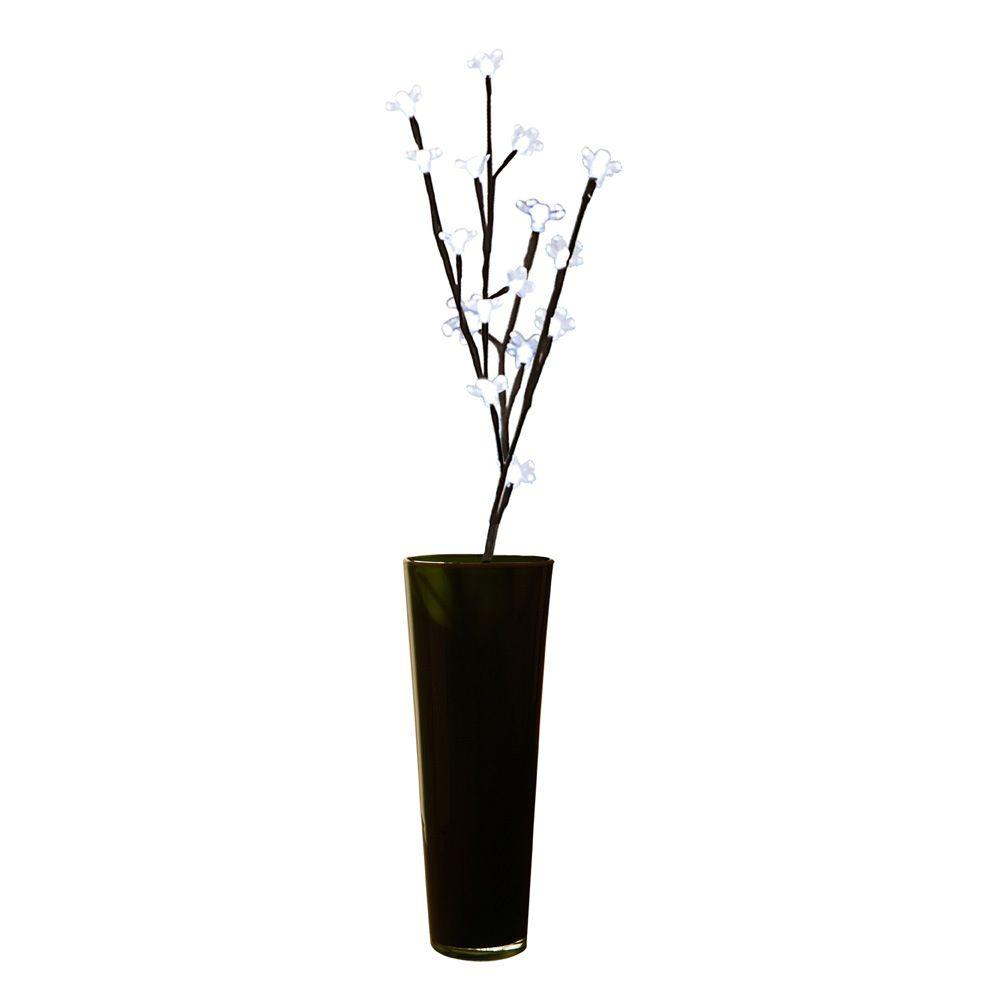 Eglo 27.5 in. Black LED Branch-75029A - The Home Depot