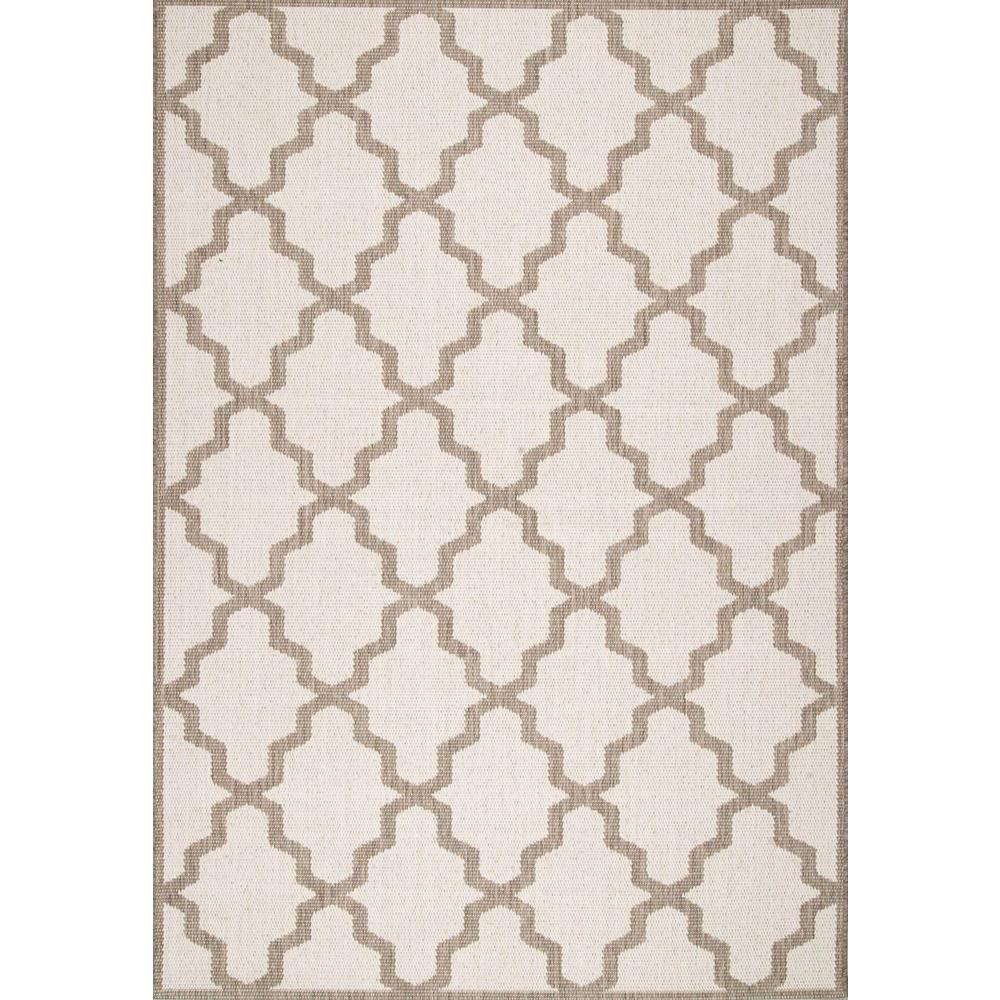 Gina Moroccan Trellis Tawny 8 ft. 6 in. x 13 ft.