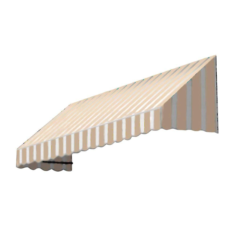 AWNTECH 3.375 ft. San Francisco Awning (31 in. H x 24