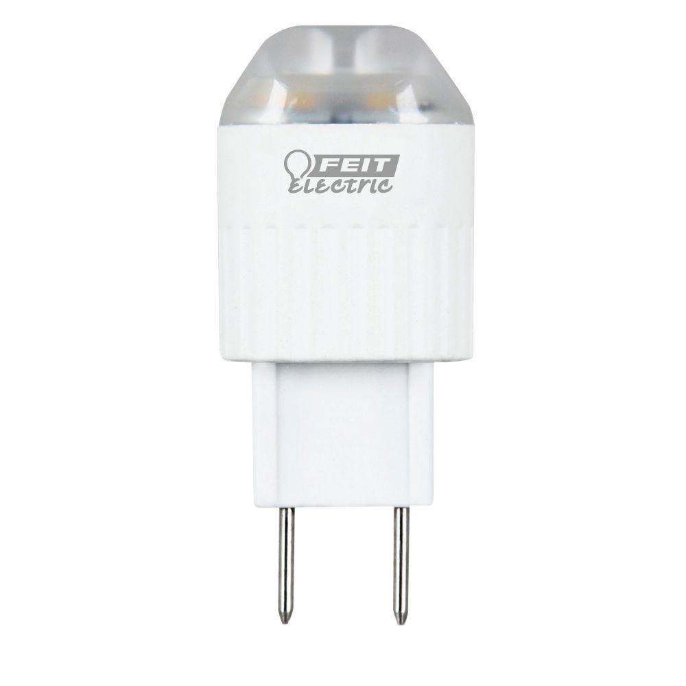 20W Equivalent Warm White GY8.6 LED Light Bulb (Case of 12)