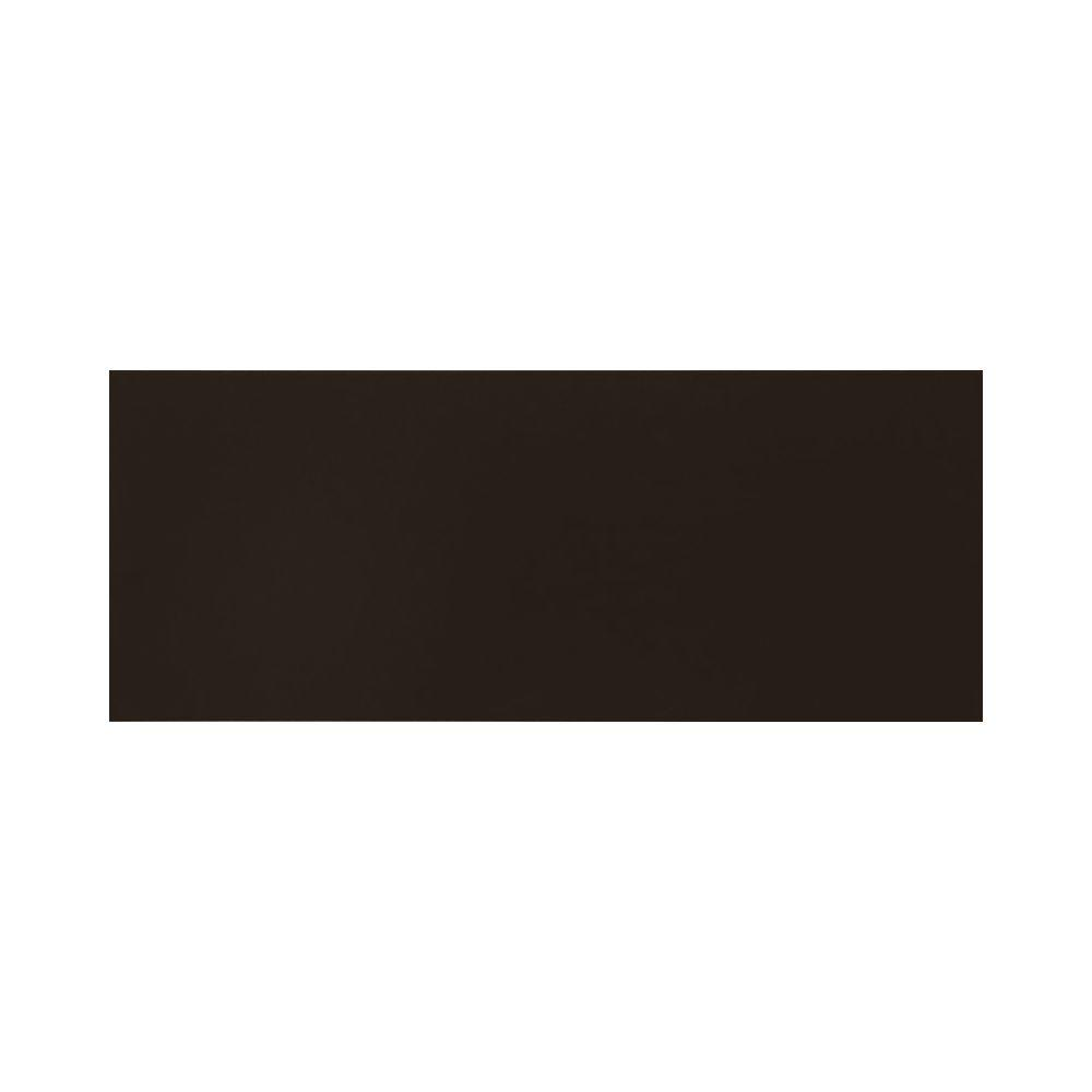 Daltile Identity Gloss Oxford Brown 8 in. x 20 in. Ceramic Floor and Wall Tile (15.06 sq. ft. / case)