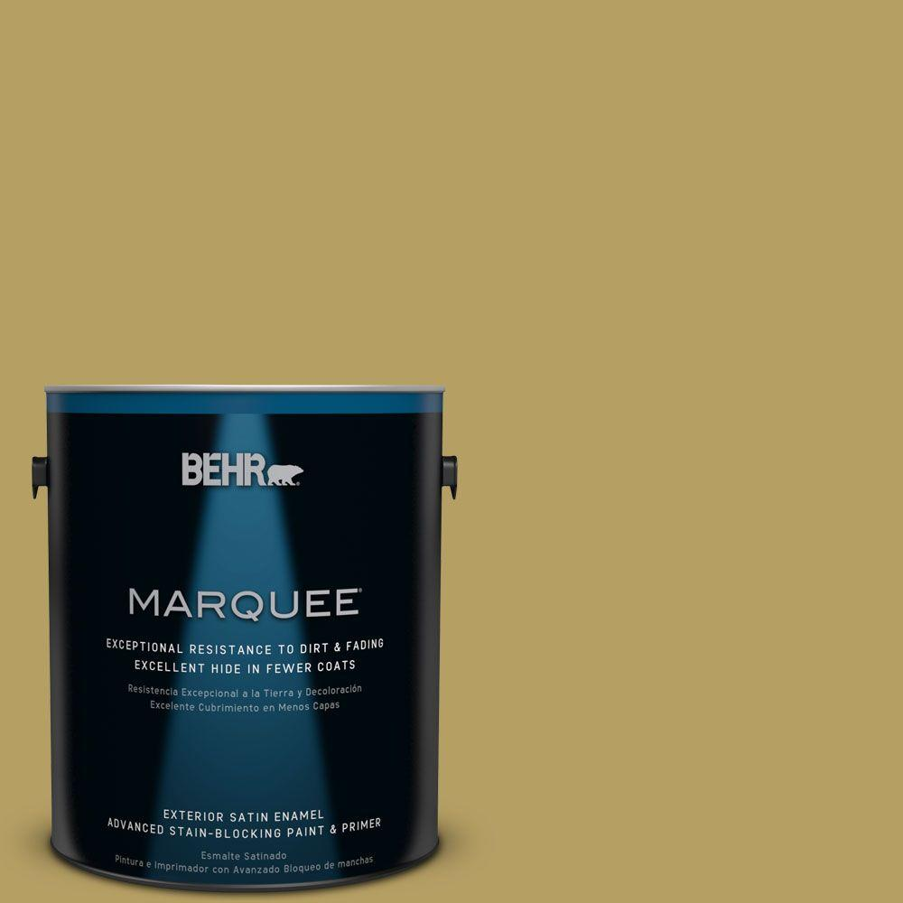 BEHR MARQUEE Home Decorators Collection 1-gal. #HDC-CL-19 Apple Wine Satin