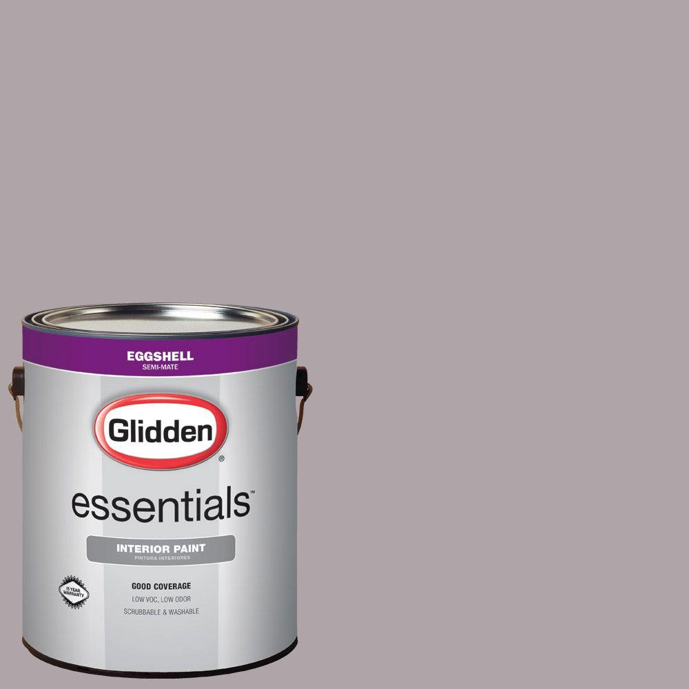 1 gal. #HDGCN58U Truly Taupe Eggshell Interior Paint
