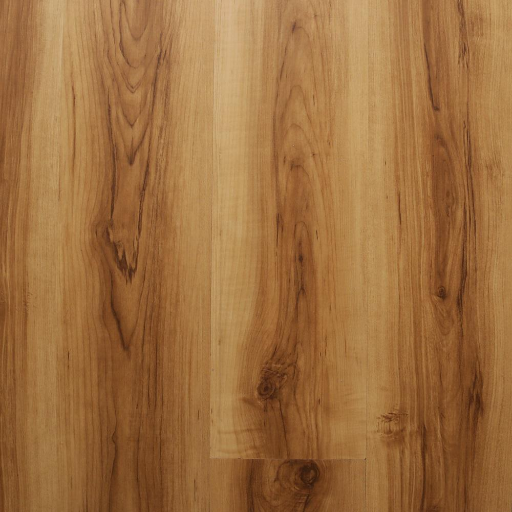 Rushmore 5.83 in. x 48 in. Engineered WPC Vinyl Plank Flooring (17.48 sq. ft. / case)
