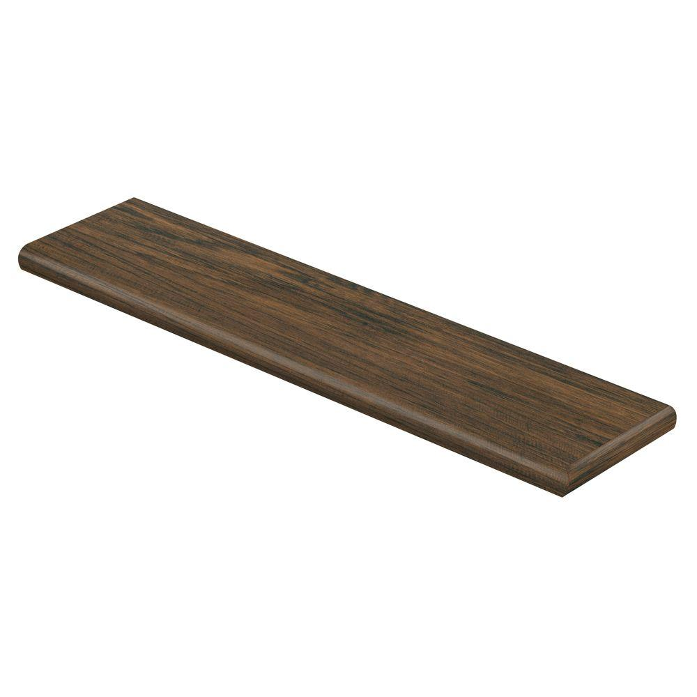 Enderbury/Dark Hickory 47 in. L x 12-1/8 in. Deep x 1-11/16