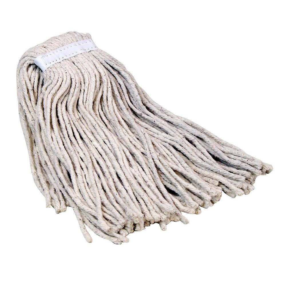 Quickie No. 12 Cotton Wet Mop Head Refill