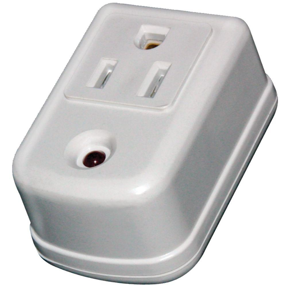 1-Outlet Surge Protector