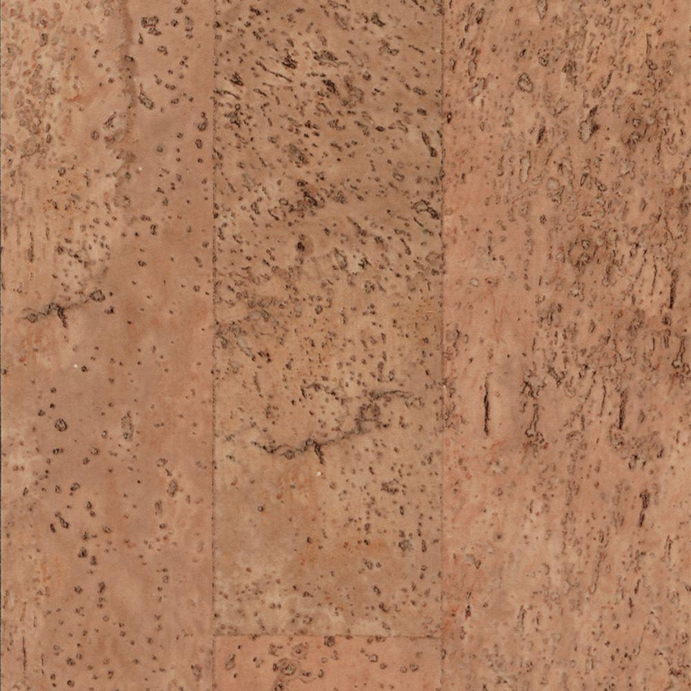 Trafficmaster Allure Natural Cork Resilient Vinyl Plank