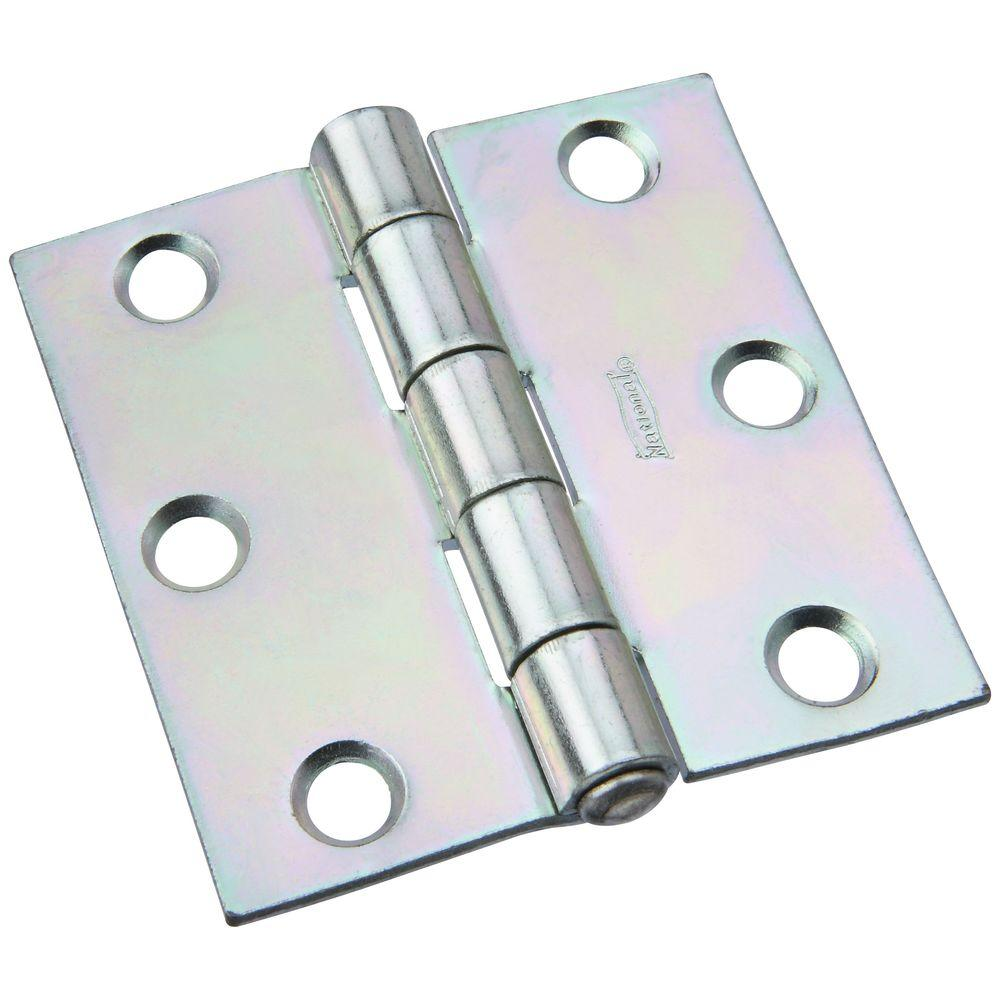 National Hardware 2-1/2 in. Non-Removable Pin Hinge