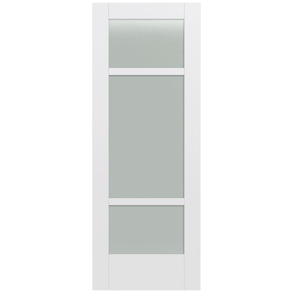 32 in. x 80 in. MODA Primed PMT1031 Solid Core Wood