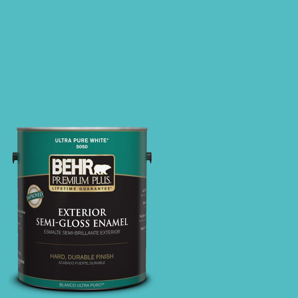 BEHR Premium Plus Home Decorators Collection 1-gal. #HDC-WR14-6 North Wind