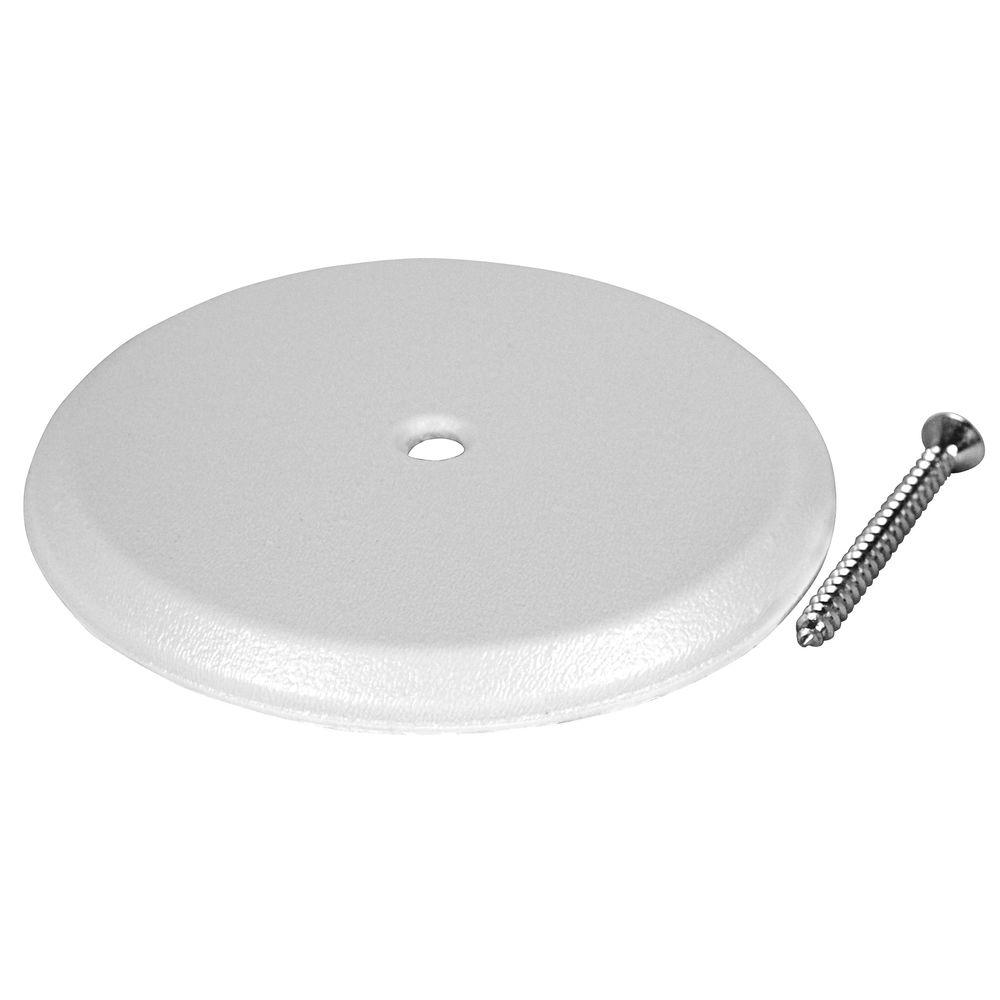 Ceiling Lights Cover Plates : Oatey in cleanout cover plate the home depot