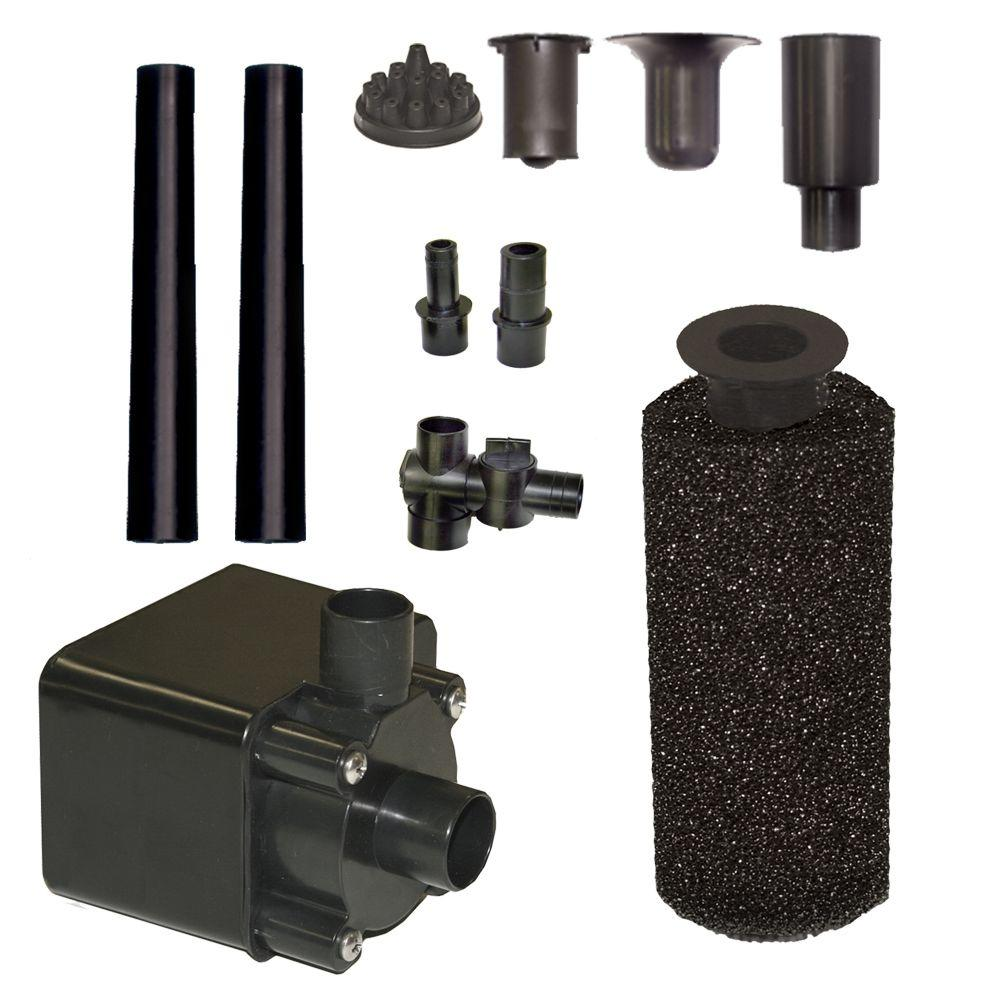 Water Garden Pumps Ponds Pond Accessories The Home Depot