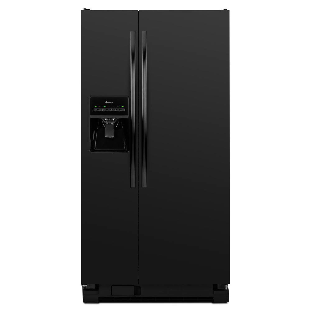 Amana 33 in. W 21.2 cu. ft. Side by Side Refrigerator