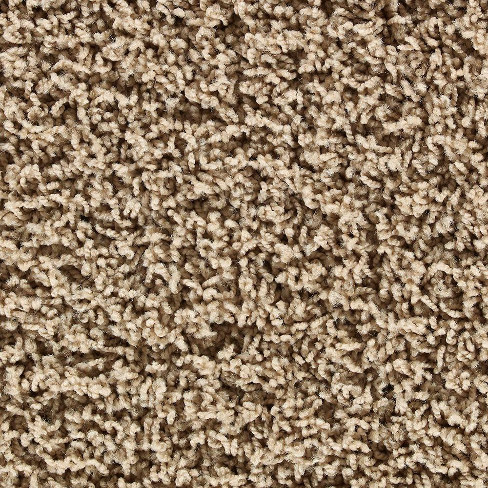 Martha Stewart Living Chequers Natural Twine - 6 in. x 9 in. Take Home Carpet Sample-DISCONTINUED