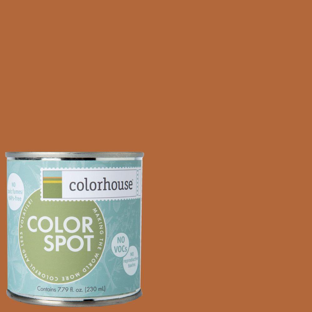 Colorhouse 8 oz. Wood .02 Colorspot Eggshell Interior Paint Sample-892622 -