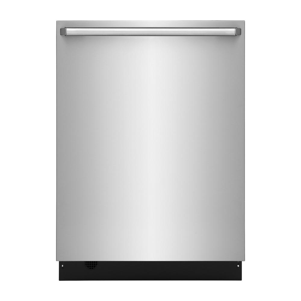 IQ-Touch Top Control Built-In Tall Tub Dishwasher in Stainless Steel with
