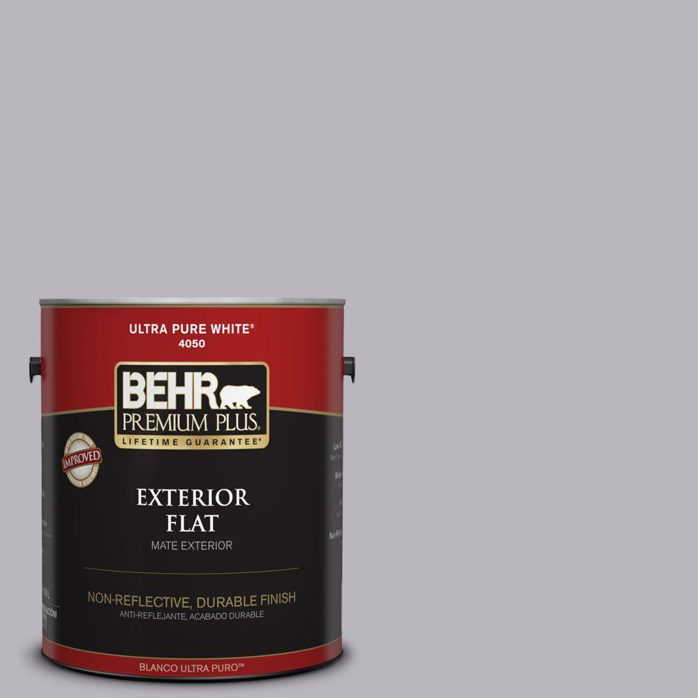 1-gal. #N550-3 Best in Show Flat Exterior Paint