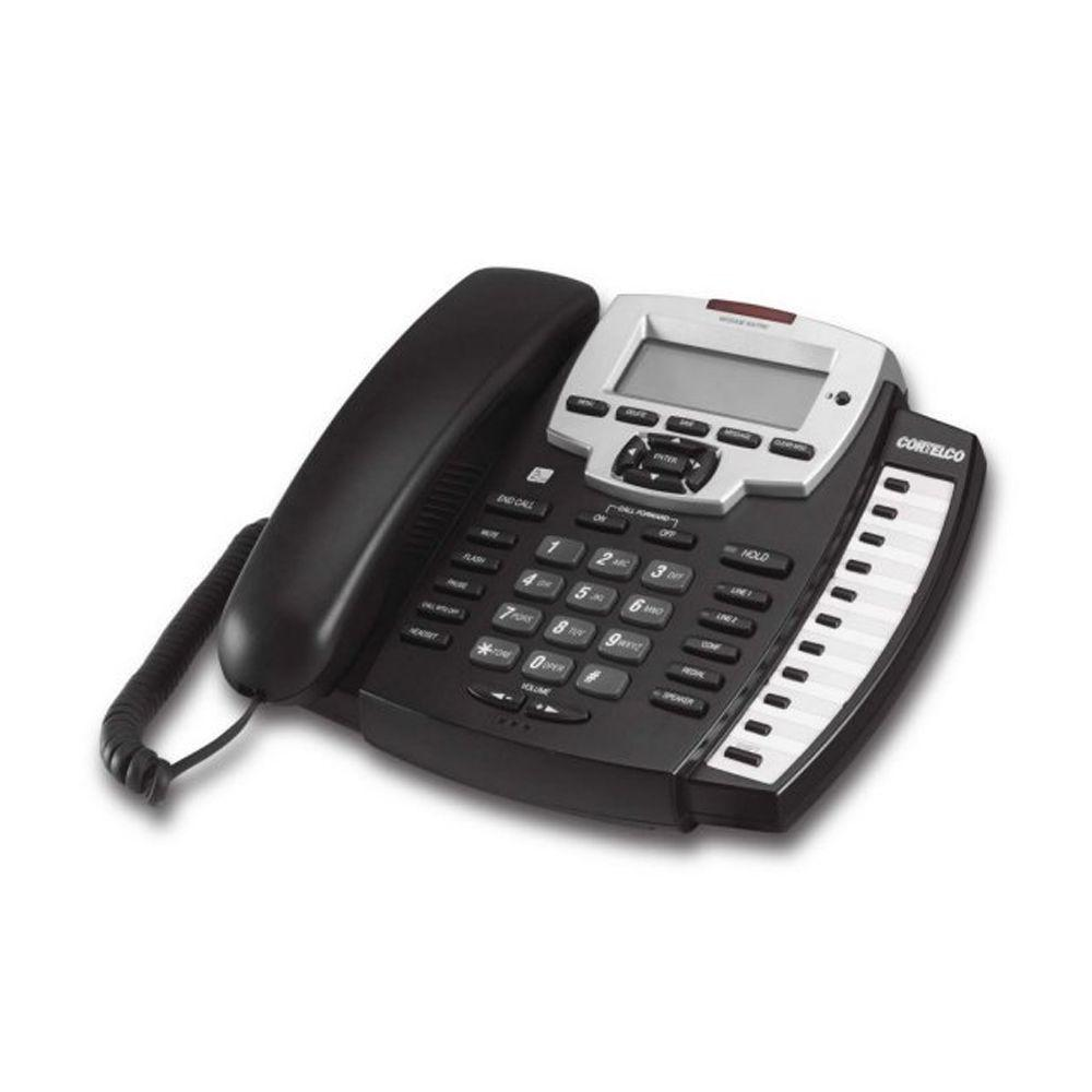 Cortelco Corded Digital 2 Line Telephone-ITT-9225 - The Home Depot