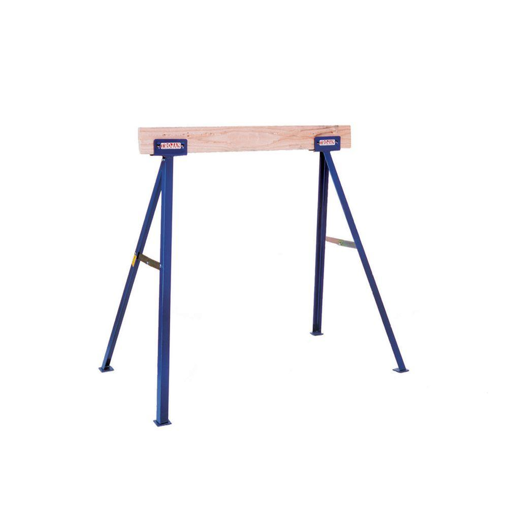 Trojan Quality Tools 35 in. Tall Sawhorse