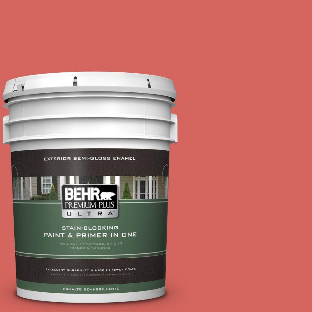 BEHR Premium Plus Ultra Home Decorators Collection 5 gal. #HDC-MD-05 Desert