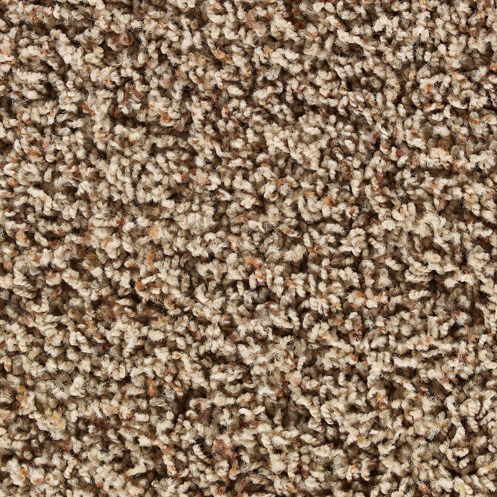 Martha Stewart Living Chatsworth Caraway Seed Tonal - 6 in. x 9 in. Take Home Carpet Sample-DISCONTINUED