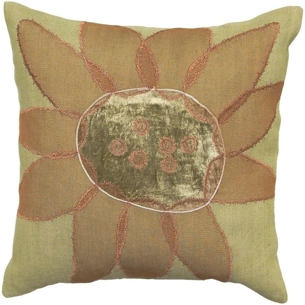 Artistic Weavers Bold1 18 in. x 18 in. Decorative Down Pillow-DISCONTINUED