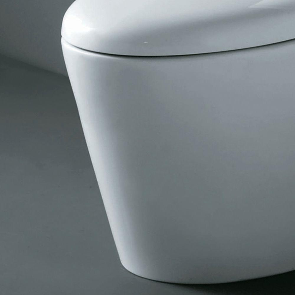 ariel toilets - ariel piece gpf elongated toilet in whiteco the home