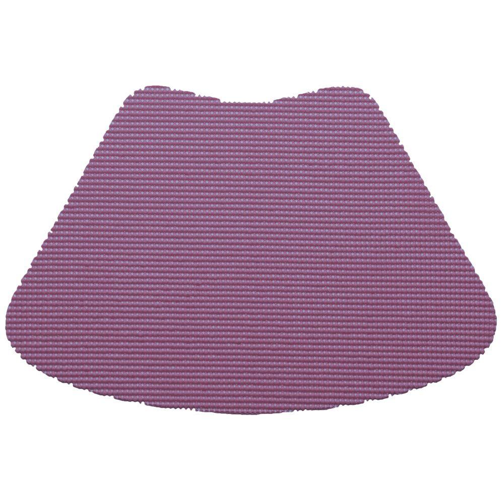 Kraftware Fishnet Wedge Placemat in Purple (Set of 12)-52739 - The