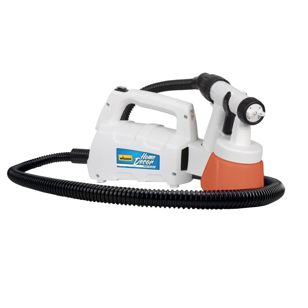 wagner home decor hvlp stationary sprayer-0529033 - the home depot