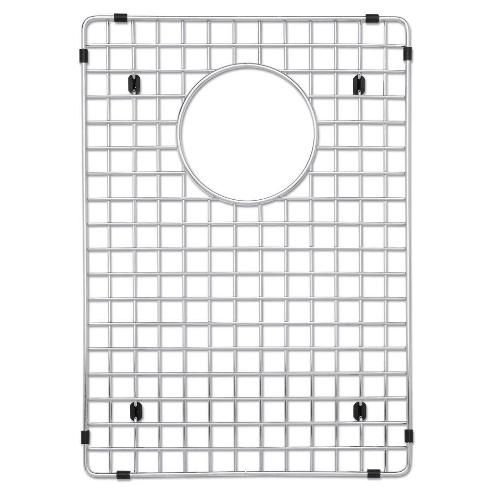 Blanco Stainless Steel Sink Grid Fits Precision and 10 Medium Vertical Bowl