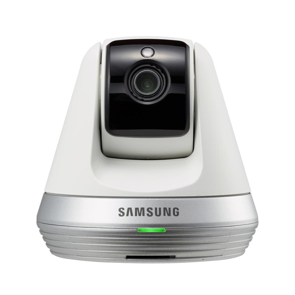 samsung smartcam 1080p hd pan tilt price tracking. Black Bedroom Furniture Sets. Home Design Ideas