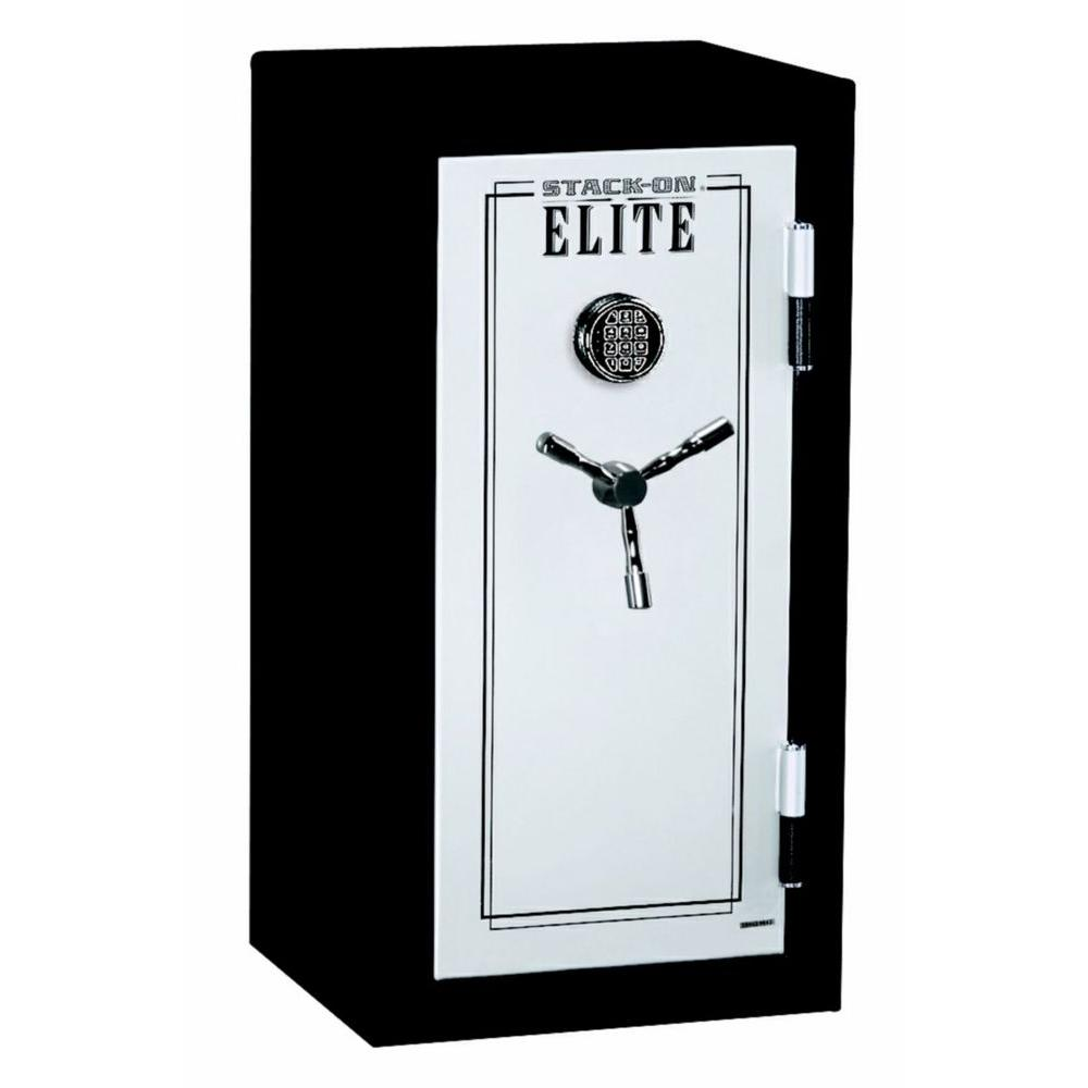 Stack-On 5.73 cu. ft. Elite Executive Fire Resistant Safe with Electronic Lock