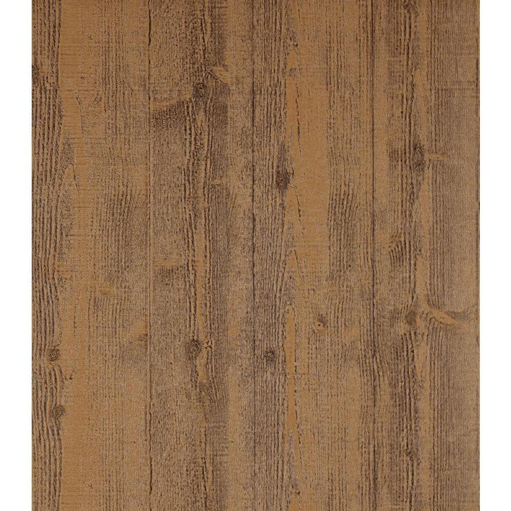 Embossed Wood Wallpaper