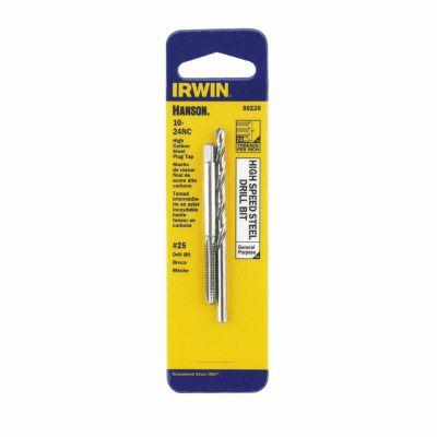 Irwin 10-24 Tap/ Drill Combo Pack