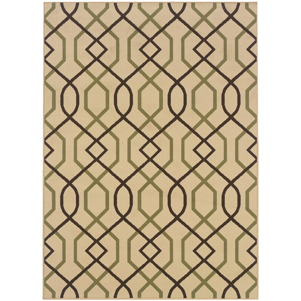 Illusion Beige 5 ft. 3 in. x 7 ft. 6 in.