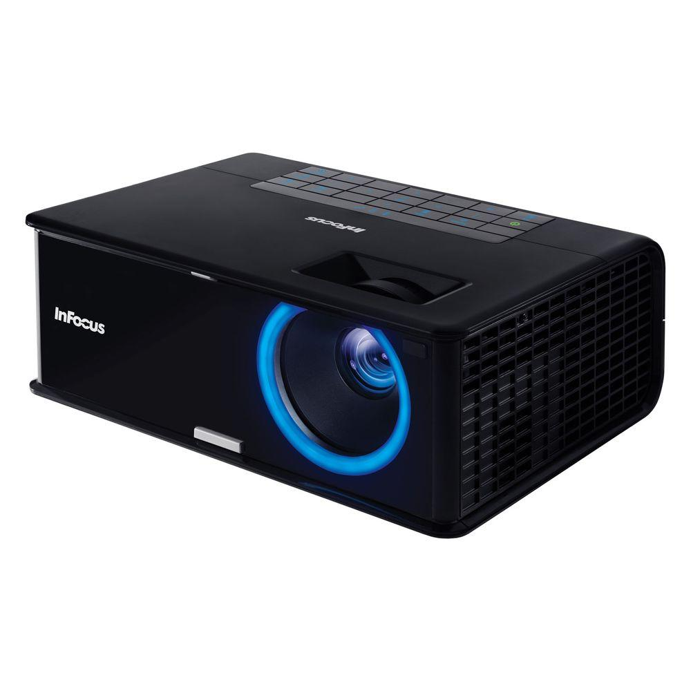 Infocus 1280 x 800 DLP Projector with 3000 Lumens-DISCONTINUED