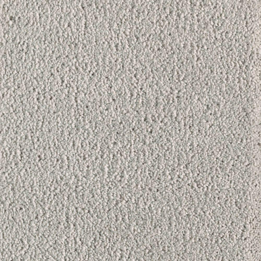 Grandstand I - Color Steambath Texture 12 ft. Carpet