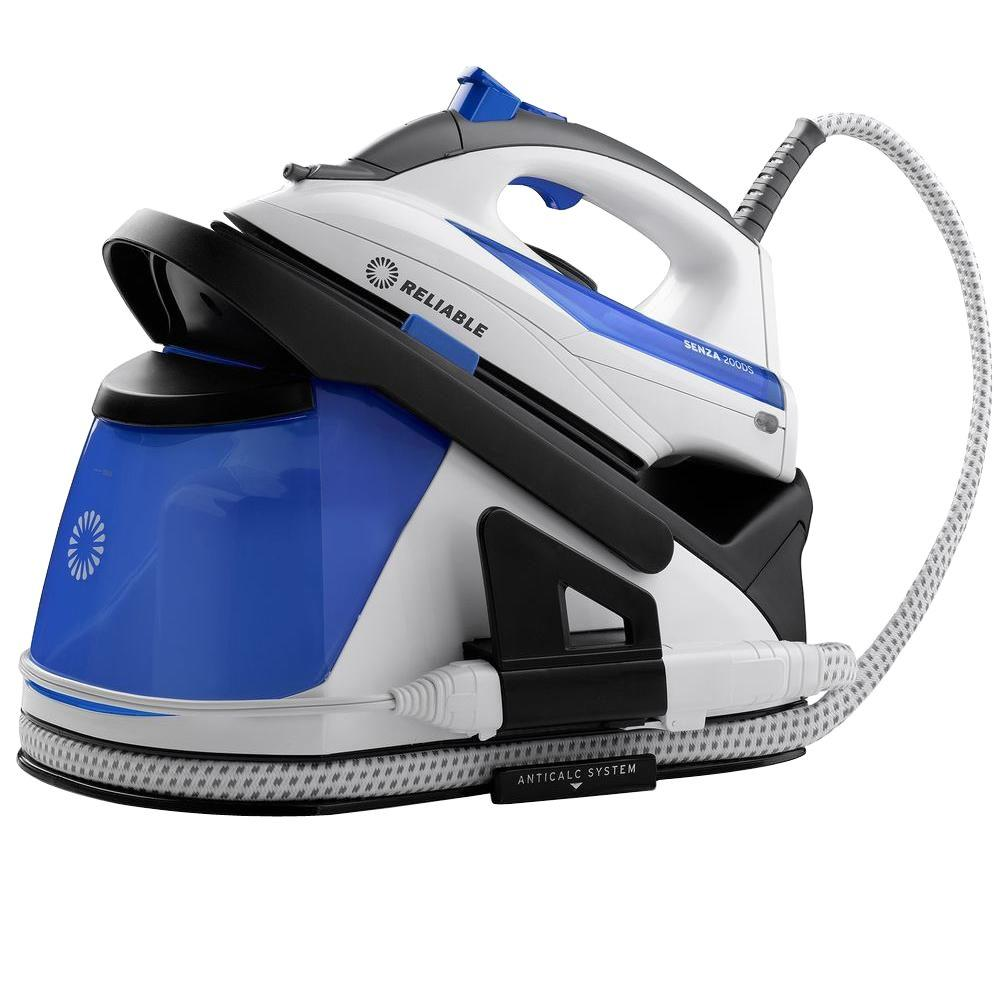 Smart Fill Iron and Steamer