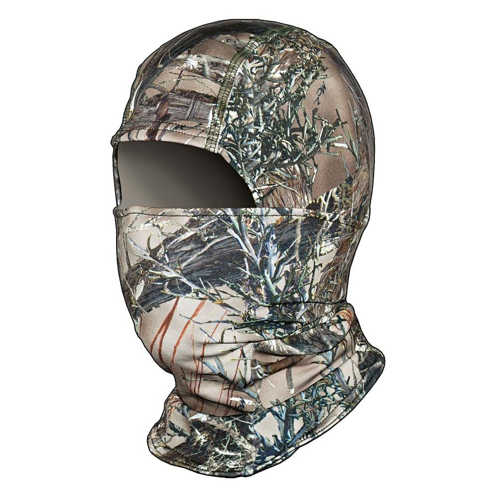 SilverTec Men's 1 Size Fits Most MC2 Ninja Face Mask