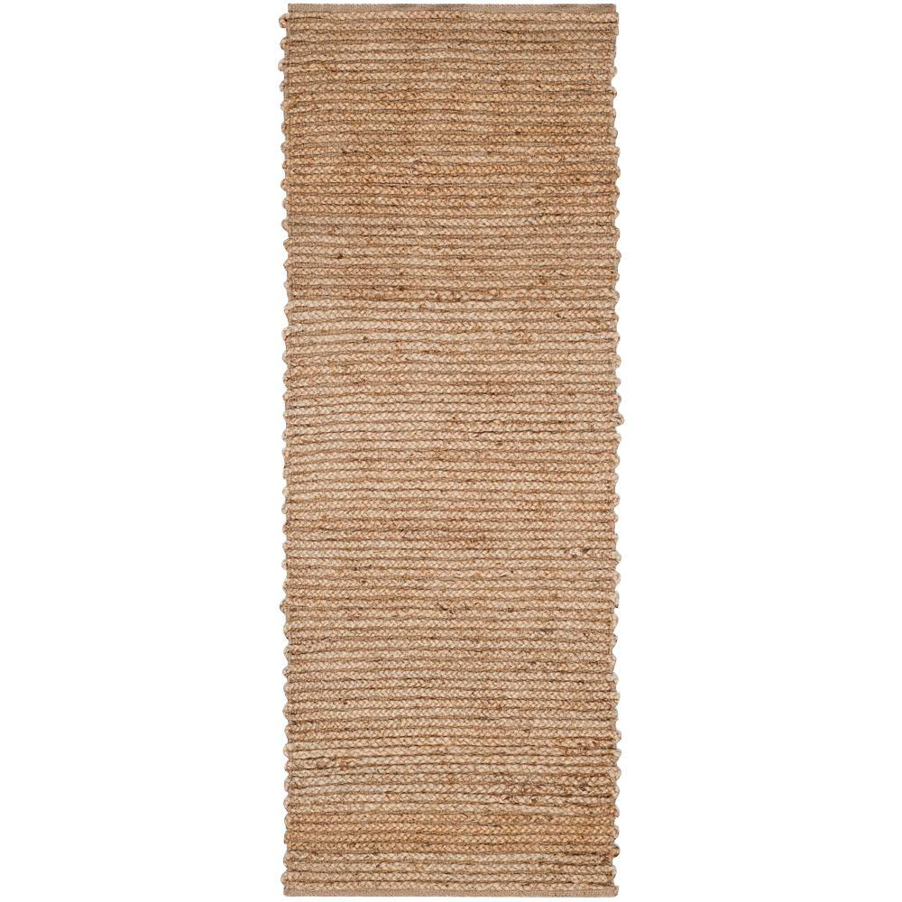 Cape Cod Natural 2 ft. 3 in. x 8 ft. Rug