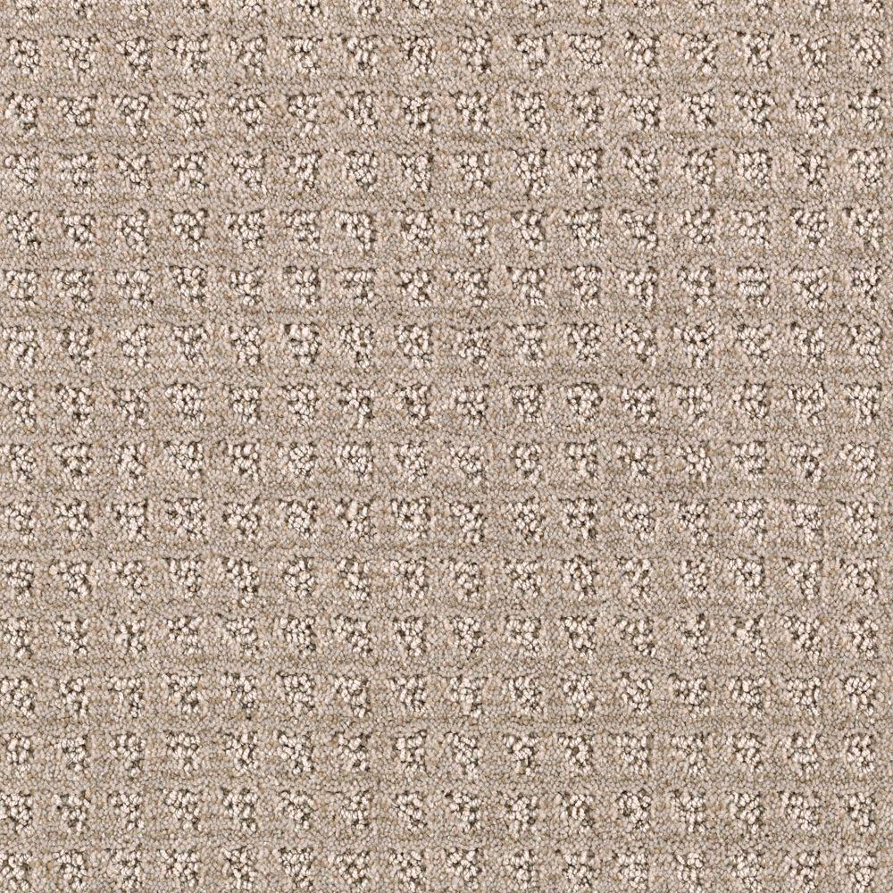 Home Decorators Collection Essex II - Color Champagne 12 ft. Carpet