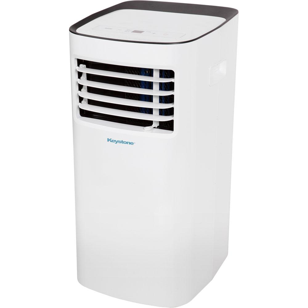 6,000 BTU 115-Volt Portable Air Conditioner with Dehumidifier and Remote