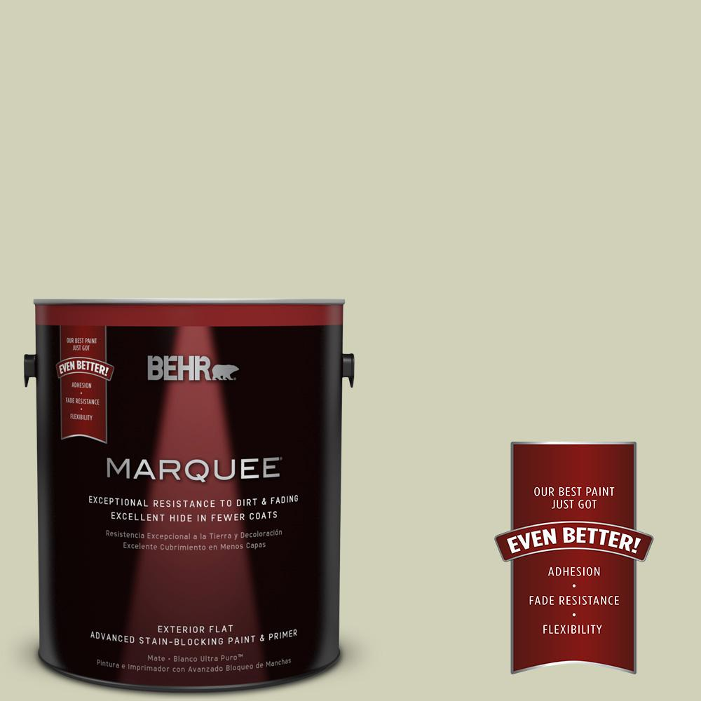 1-gal. #S360-2 Breathe Flat Exterior Paint