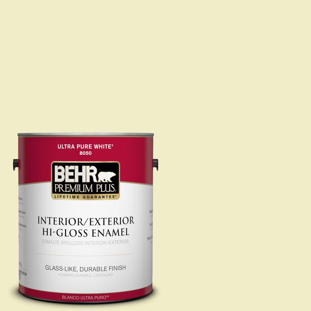 1-gal. #400C-2 Home Song Hi-Gloss Enamel Interior/Exterior Paint