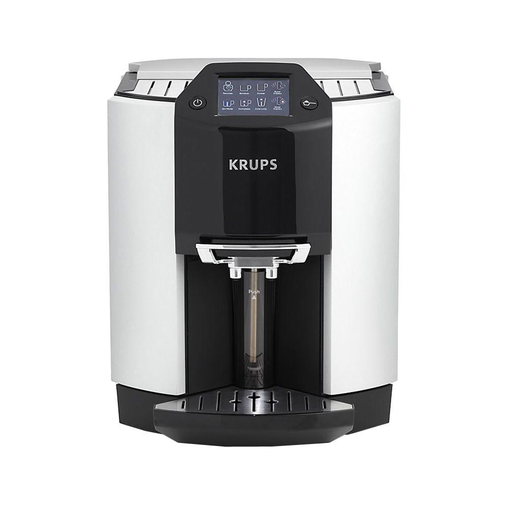 krups barista one touch espresso machine ea9010 the home depot. Black Bedroom Furniture Sets. Home Design Ideas
