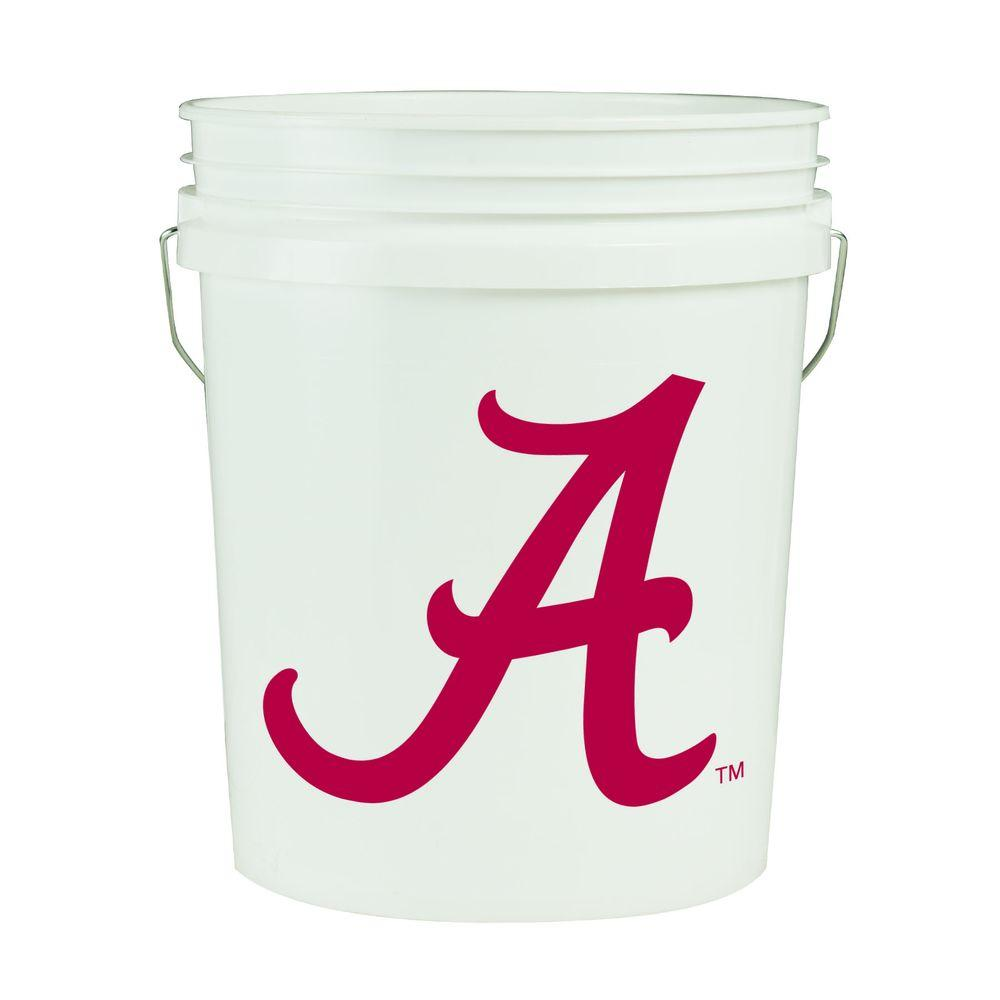 null Alabama 5-Gal. College Bucket