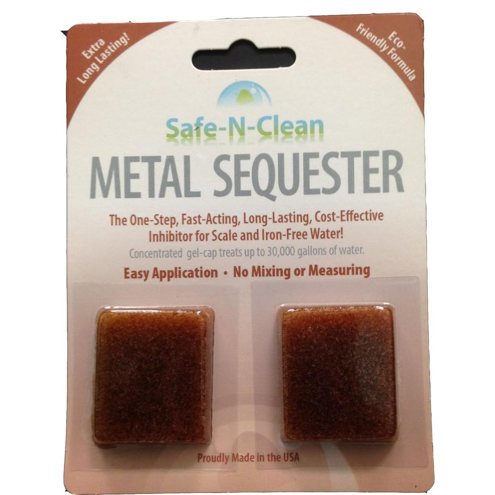 Safe-N-Clean Metal Sequester-MSQ-1 - The Home Depot