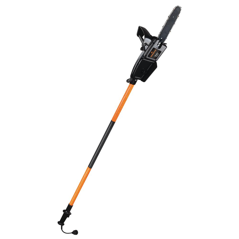 echo tree trimmer echo 12 in 13 ft bar gas telescoping pole pruner ppt 280 3518